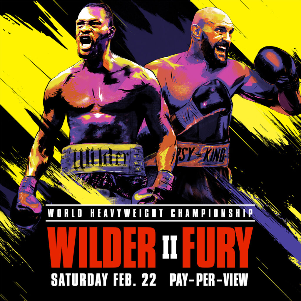 WILDER VS FURY @ Brewski's Pub & Grub